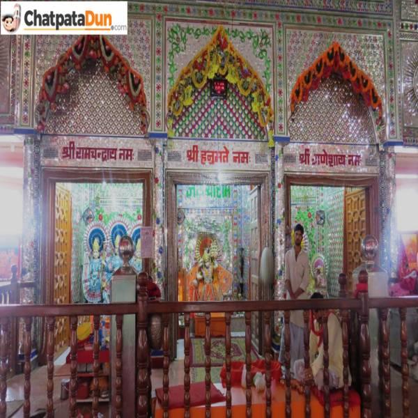Balaji Dham, Hanuman Temple, DehraDun