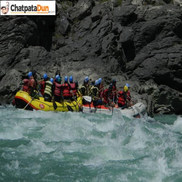 Brahmpuri River Rafting Rishikesh