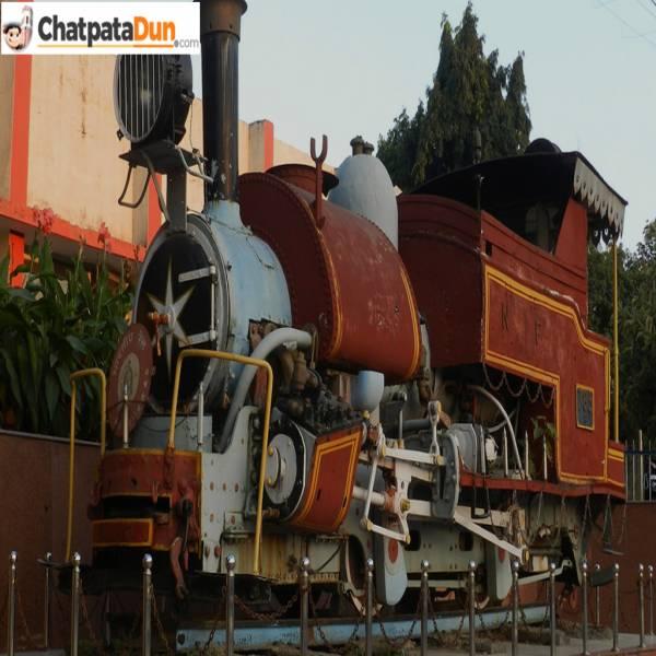 DehraDun Railway Station
