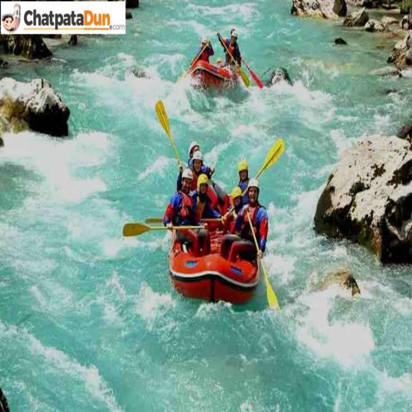 Shivpuri River Rafting Rishikesh